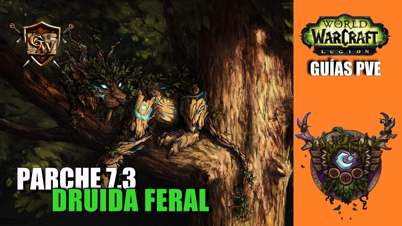Druida Feral - Guía PVE - Parche 7.3