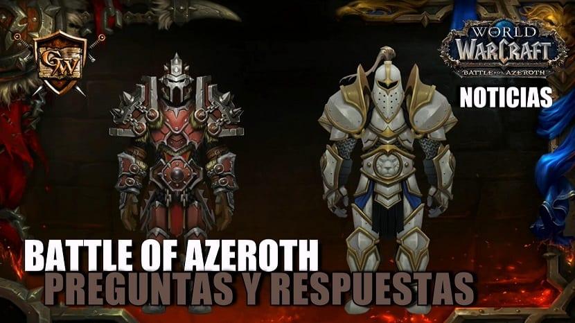 Battle for Azeroth - PyR