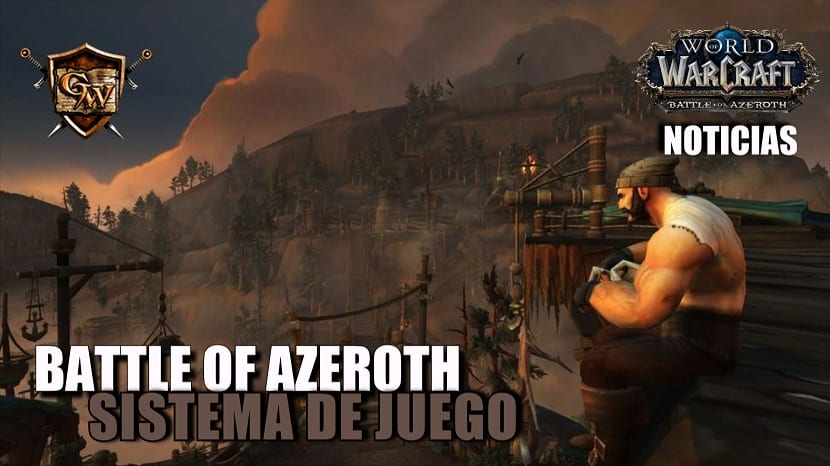 Battle for Azeroth - Sistema de juego