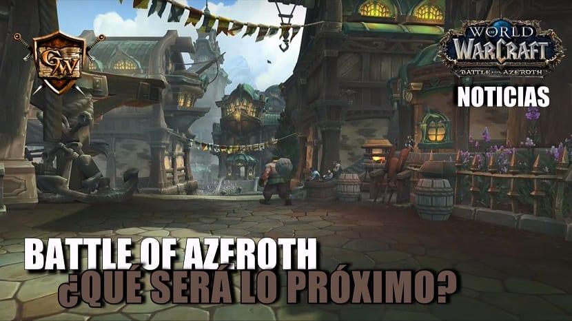 World of Warcraft - ¿Qué será lo próximo?