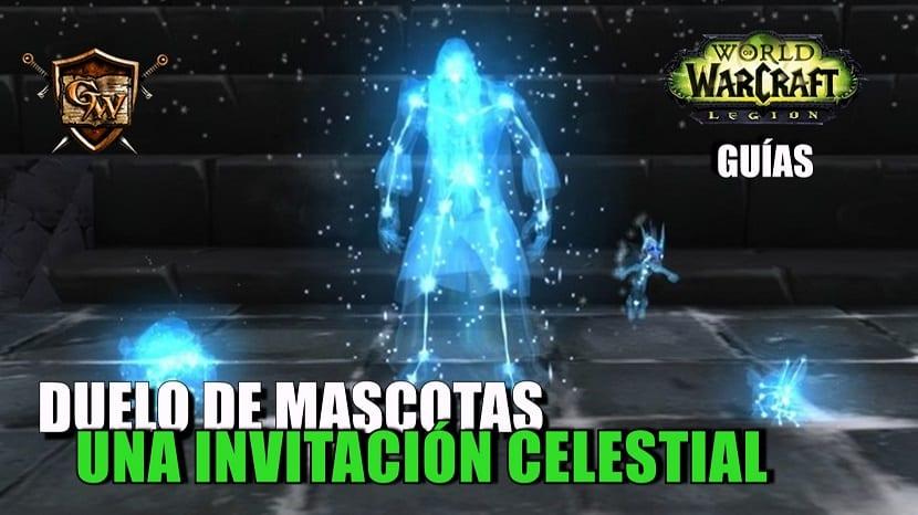 invitación celestial