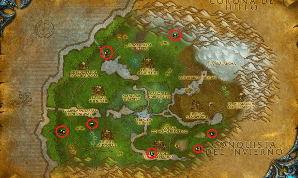 loque'nahak hunterpet map respawn