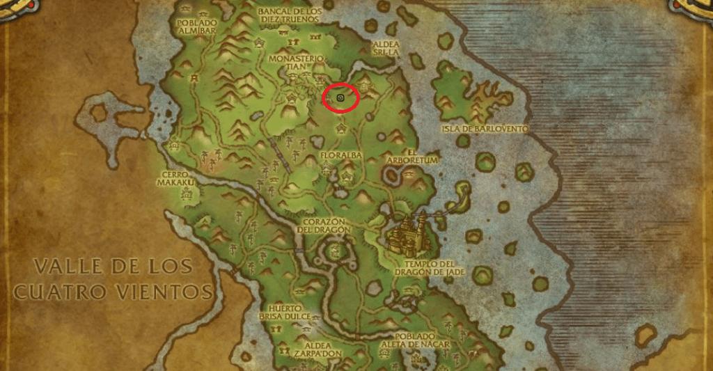 Huria map respawn hunterpet