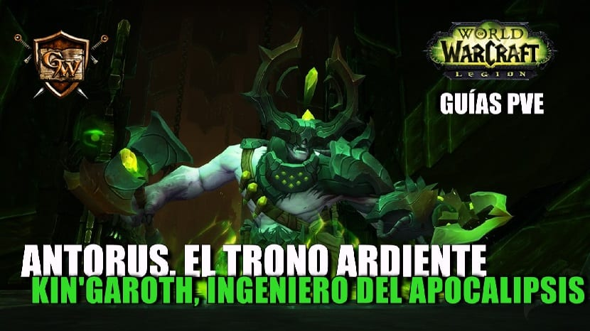Kin'garoth Portada