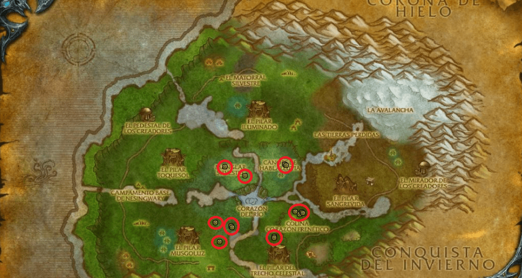 Aotona hunterpet map respawn