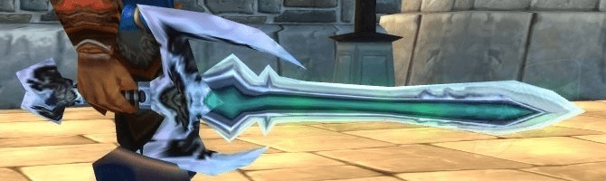 espada templada cromática