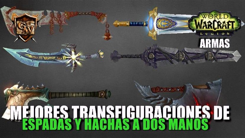 PORTADA transfiguraciones de espadas y hachas a dos manos