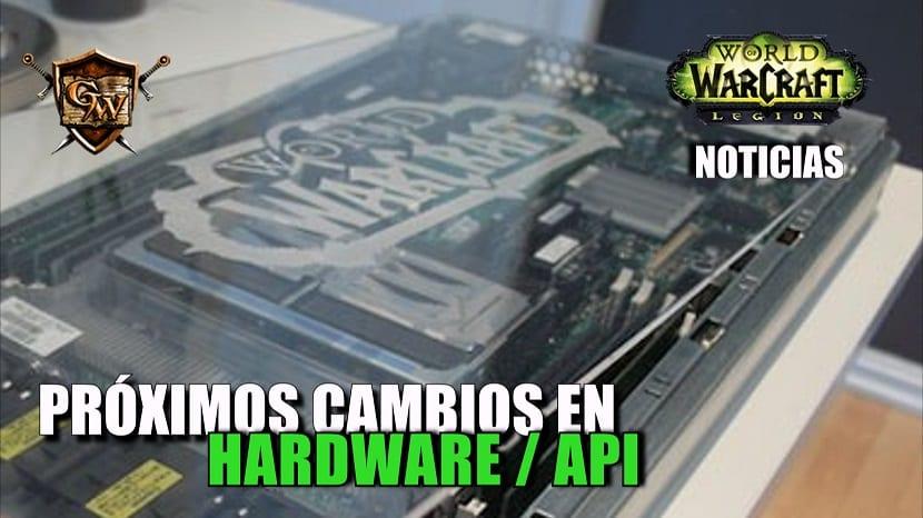 Próximos cambios en compatibilidad de Hardware / API