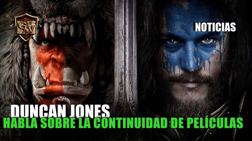 Duncan Jones no descarta una secuela de la película Warcraft