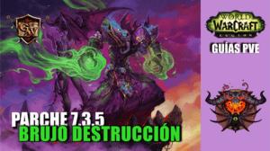 brujo destrucción