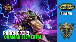 portada chaman elemental 7.3.5