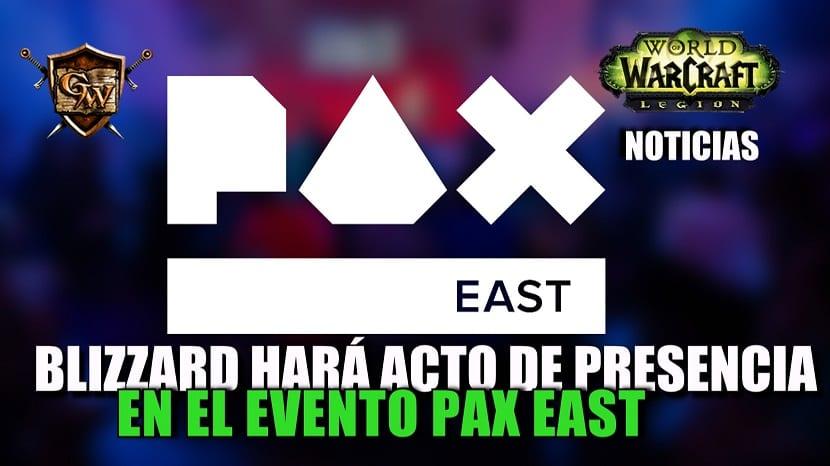 Blizzard hará acto de presencia en la PAX East