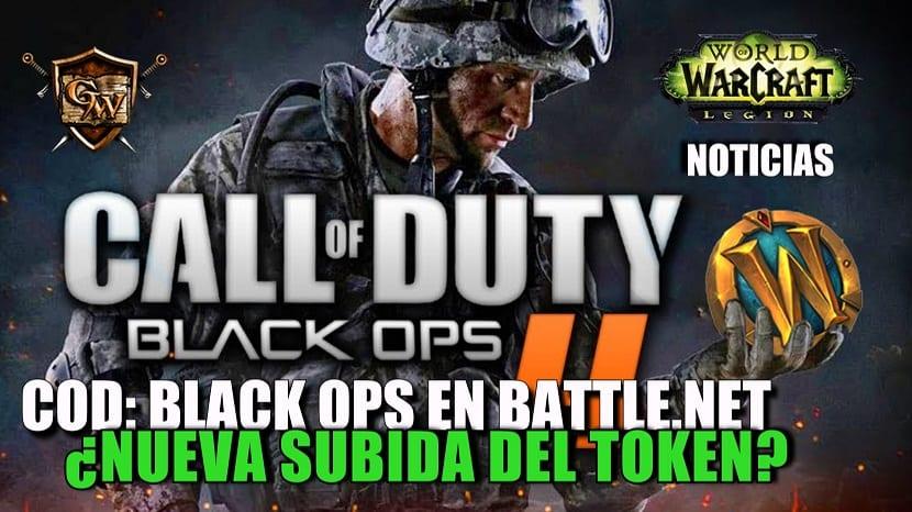 COD: Black Ops 4 se vinculará a Battle.Net y se avecina una nueva subida del Token