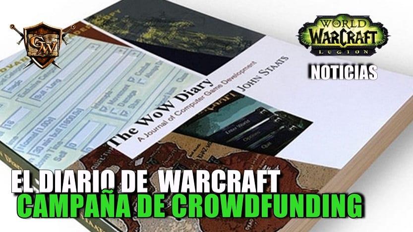 Antiguo desarrollador de Warcraft crea una campaña en Kickstarter para escribir