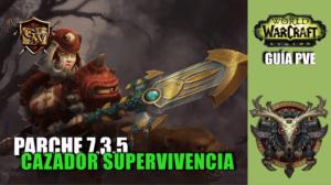 portada cazador supervivencia 7.3.5