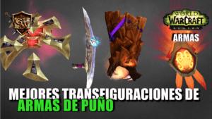 portada mejores transfiguraciones de armas de puño