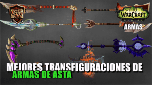 portada mejores transfiguraciones de armas de asta