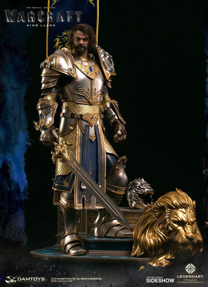 rey llane estatua 2
