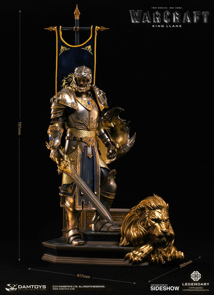 rey llane estatua 8