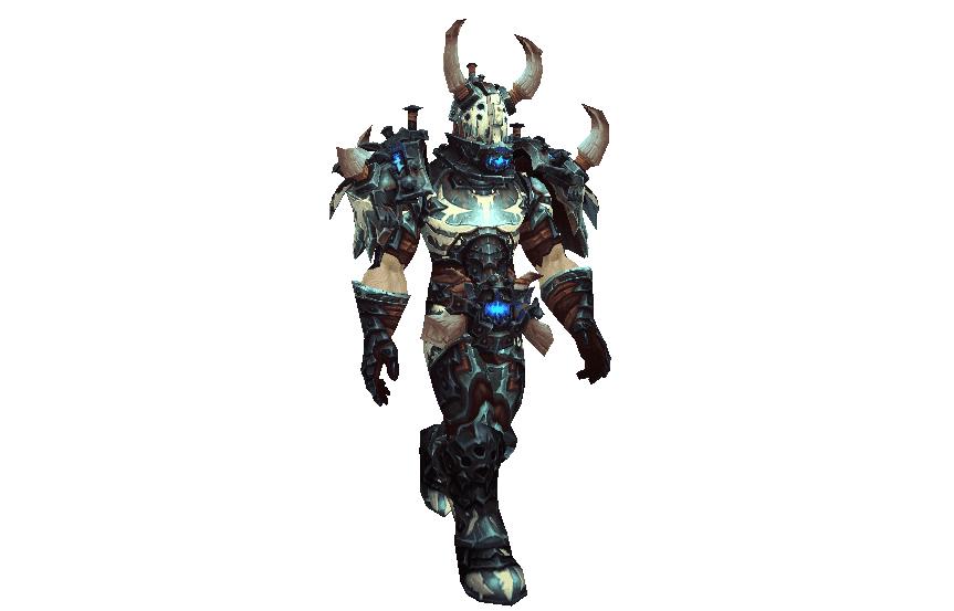 caballero de la muerte Grievous Gladiator's Dreadplate Armor