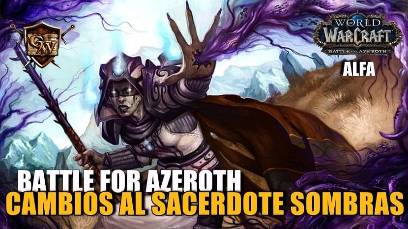 Sacerdote Sombras en Battle for Azeroth