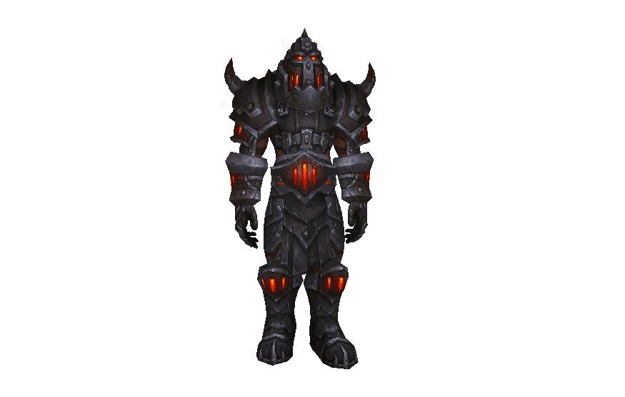 guerrero Blackrock Plate