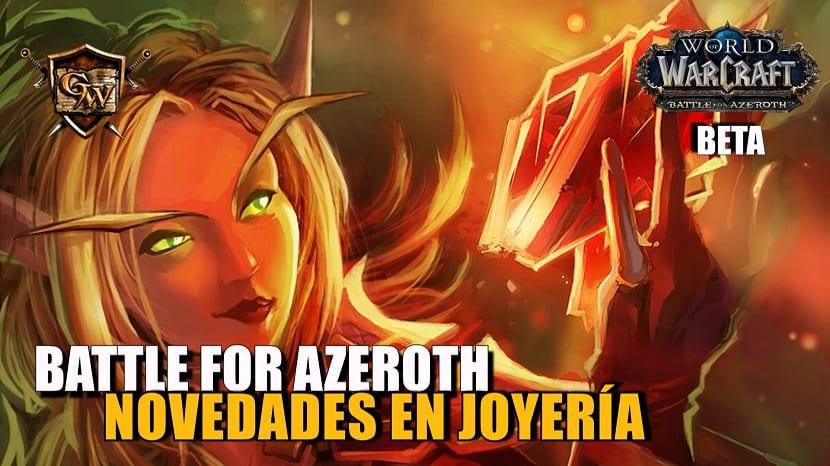 Joyería en Battle for Azeroth