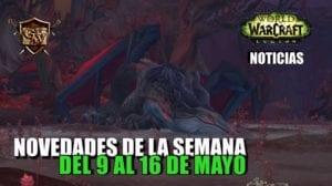 Semana del 9 al 16 de mayo
