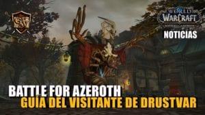 Guía del visitante de Drustvar