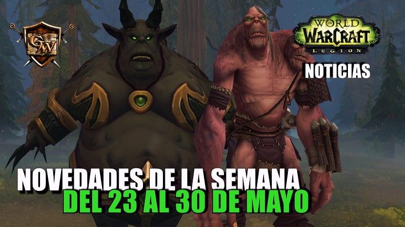 Semana del 23 al 30 de mayo