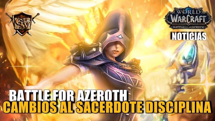 Sacerdote Disciplina en Battle for Azeroth