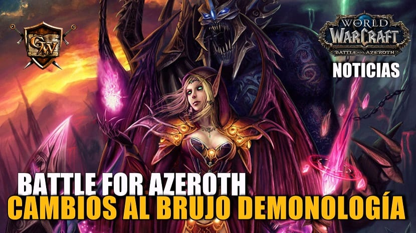 Brujo Demonología en Battle for Azeroth