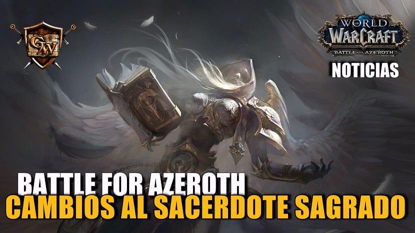 Sacerdote Sagrado en Battle for Azeroth