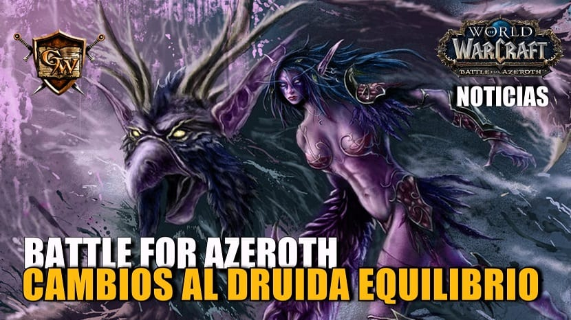 Druida Equilibrio en Battle for Azeroth