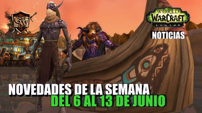 Semana del 6 al 13 de junio