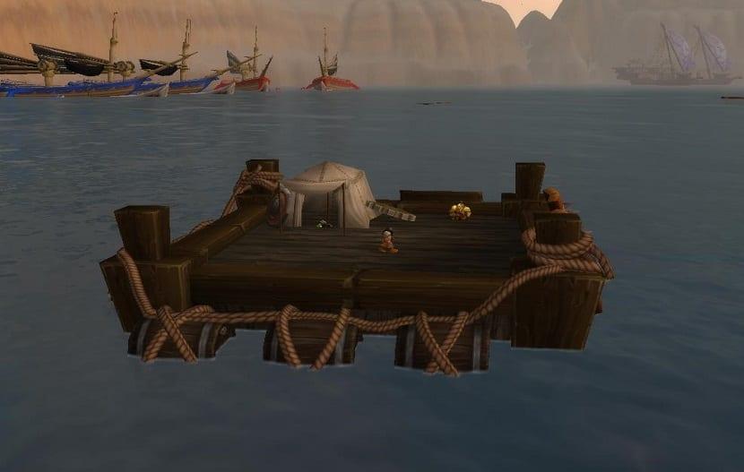 Azote de los Mil barcos