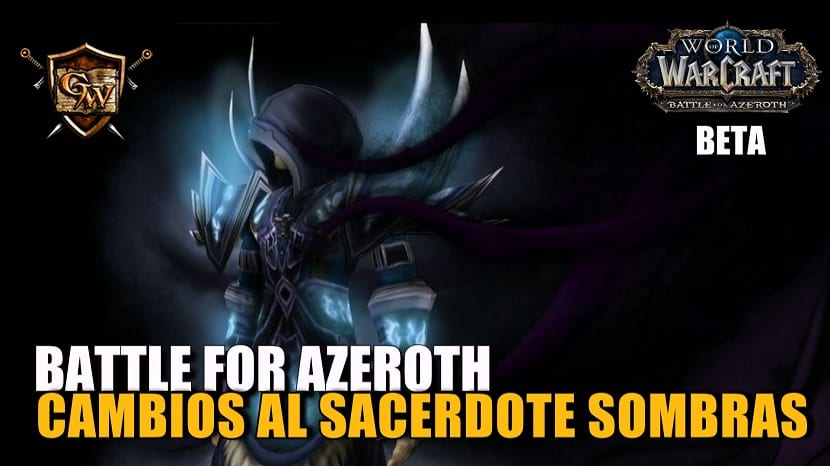Sacerdote Sombras en Battle for Azeroth