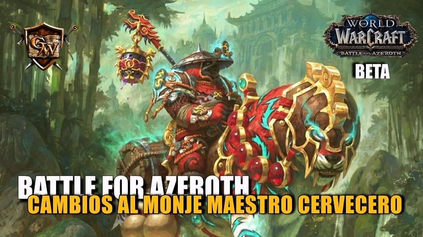 portada-cambios monje maestro cervecero en Battle for Azeroth