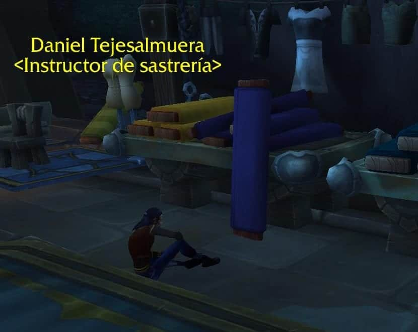 Sastrería en Battle for Azeroth