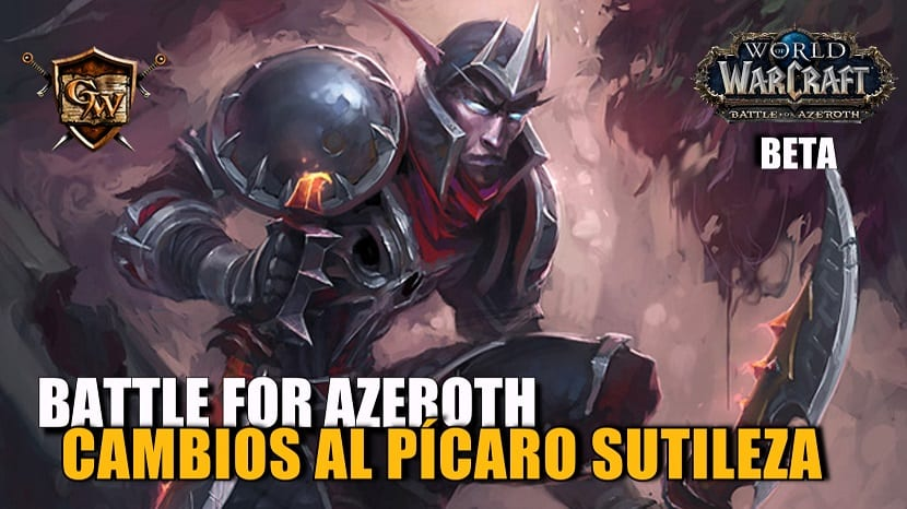 Pícaro Sutileza en Battle for Azeroth