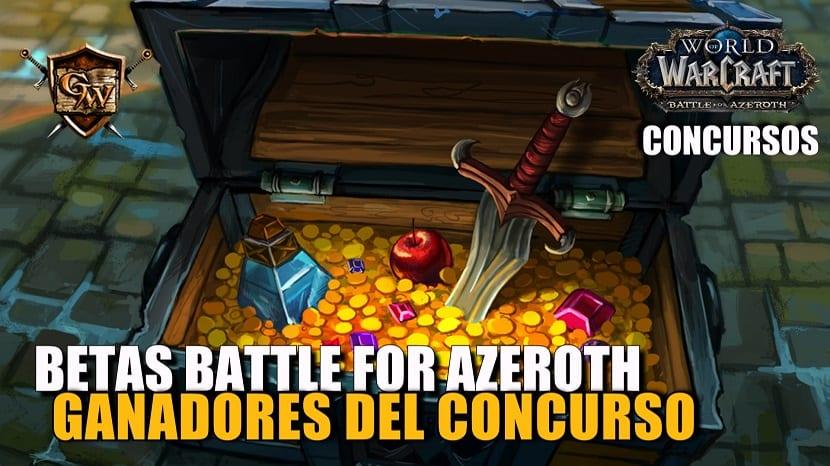 GuíasWow sortea 50 betas para Battle for Azeroth ¡Ganadores del concurso!