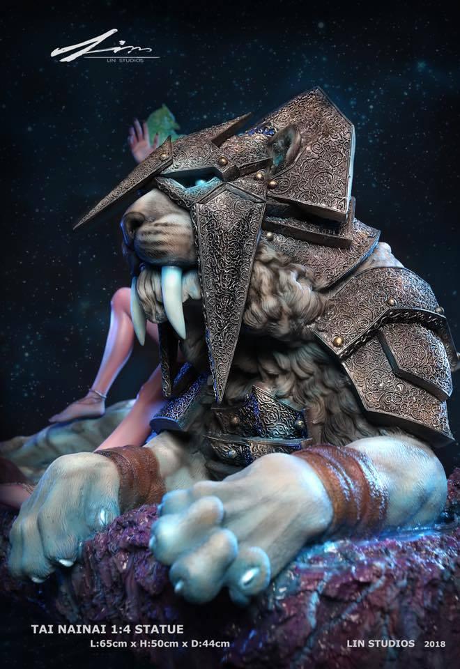 estatua de tyrande susurravientos 2