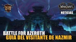 Guía del visitante de Nazmir