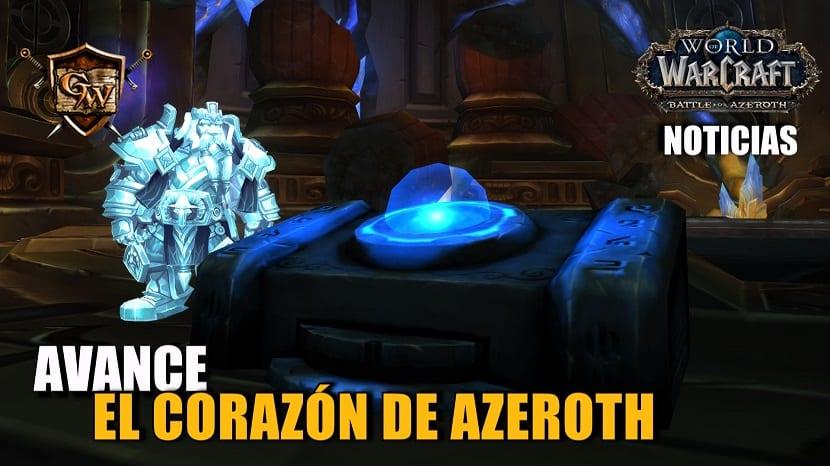 Avance de Battle for Azeroth: Más cerca del Corazón de Azeroth
