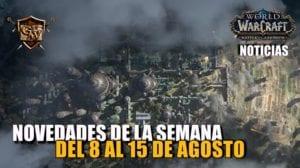 Semana del 8 al 15 de agosto