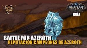Campeones de Azeroth