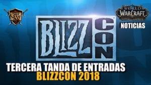 Venta de entradas para la BlizzCon