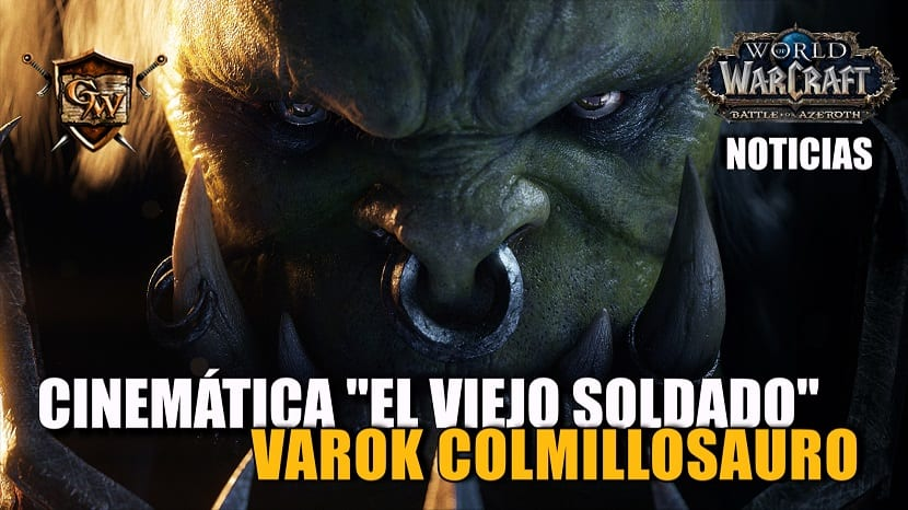 Varok Colmillosauro