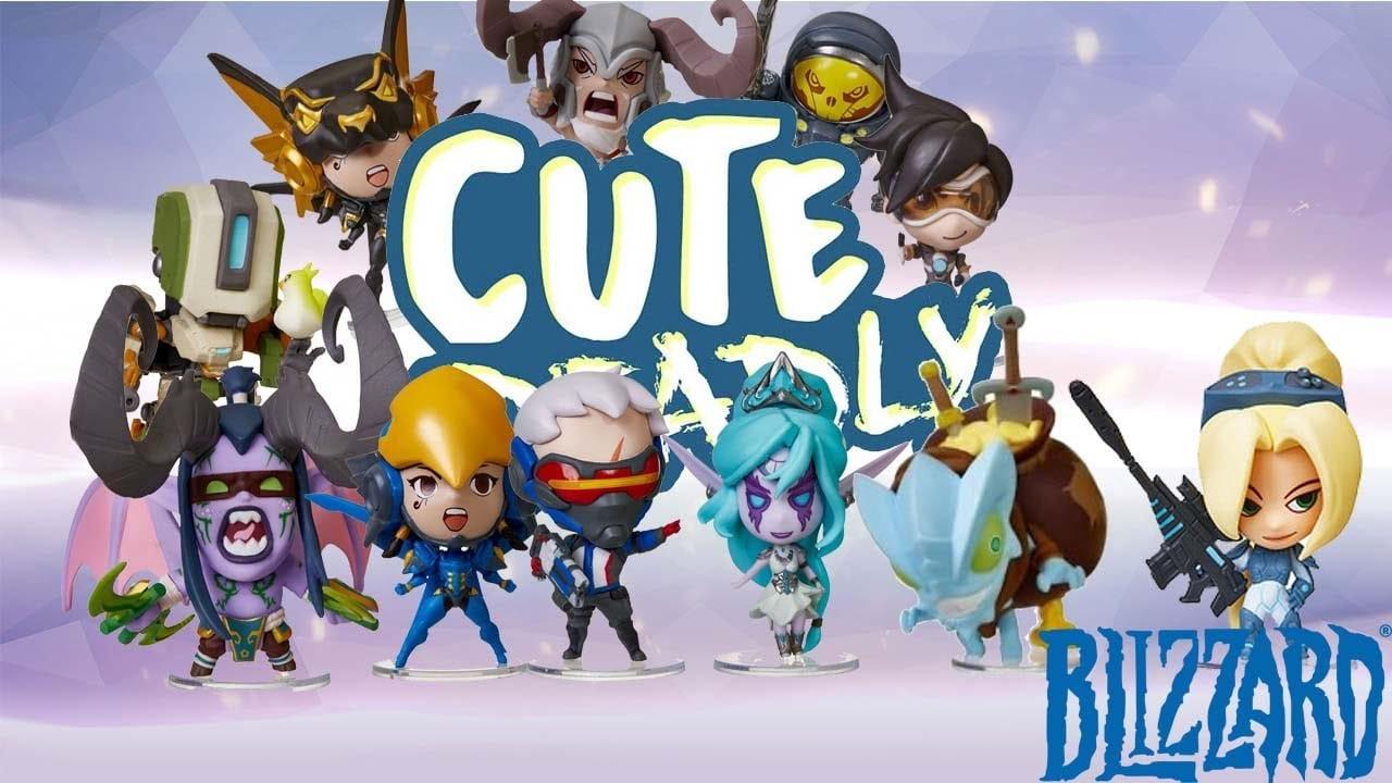 Segundo concurso aniversario GuíasWoW - 2 Figuras Cute but Deadly (Series 2)