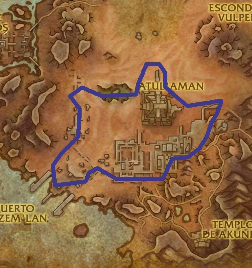 Guía de Herboristería en Battle for Azeroth: Mejores rutas de farmeo